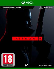 Xbox - Hitman 3 D Box 785300156545 Plattform Microsoft Xbox Series S/X Sprache Deutsch, Französisch, Englisch, Italienisch Bild Nr. 1