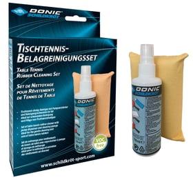 Reinigungsset Tischtennis-Reinigungsset Schildkröt 491643600000 Bild-Nr. 1