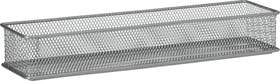 MEO Corbeille en fil de fer 441103700401 Couleur Argent Dimensions L: 7.5 cm x P: 30.5 cm x H: 5.0 cm Photo no. 1