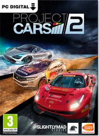 PC - Project Cars 2 - D/F/I Download (ESD) 785300134398 N. figura 1