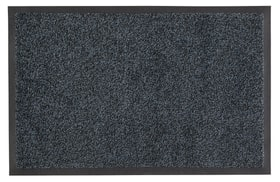 BEAT paillasson 412830300083 Couleur gris Dimensions L: 90.0 cm x P: 140.0 cm Photo no. 1