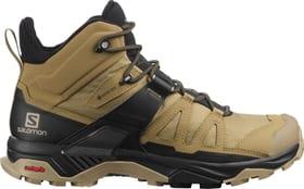 X Ultra 4 Mid GTX Chaussures de randonnée pour homme Salomon 473343041074 Taille 41 Couleur beige Photo no. 1