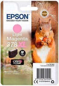 Cartuccia d'inchiostro 378XL Light Magenta Cartuccia d'inchiostro Epson 798550700000 N. figura 1