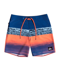 "Surfsilk Panel 16"" - Boardshorts Badeshorts Quiksilver 466840015234 Grösse 152 Farbe orange Bild-Nr. 1"