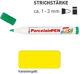 Porzellanmaler kanariengelb C.Kreul 664803300010 Farbe Gelb Bild Nr. 1