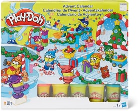 Play-Doh  calendario dellavvento