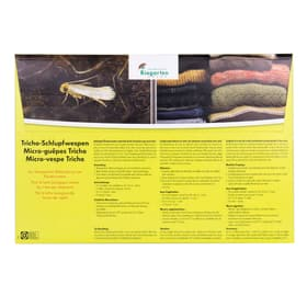 Tricho micro-guê.con.mites vêtem., 8×2 Organismes utiles Andermatt Biogarten 658519700000 Photo no. 1