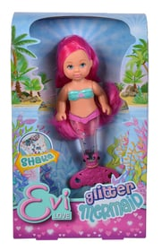 Evi Love Glitter Mermaid Bambole Simba 740107900000 N. figura 1
