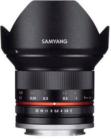 12mm F2.0 NCS CS Sony E schwarz Objektiv Samyang 785300157217 Bild Nr. 1