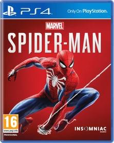 PS4 - Marvel's Spider-Man Box 785300135188 Bild Nr. 1