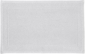 NAVE Tapis en tissu éponge 450854721510 Couleur Blanc Dimensions L: 50.0 cm x H: 80.0 cm Photo no. 1