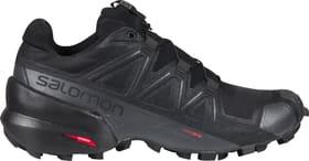 Speedcross 5 Damen-Runningschuh Salomon 492829940520 Grösse 40.5 Farbe schwarz Bild-Nr. 1