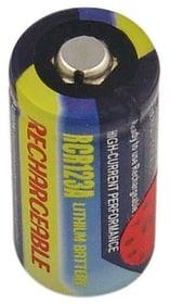 Lithium-Batterie RCR123 3V/500mAh 9000024772 Bild Nr. 1