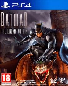 PS4 - Batman - The Telltale Series: Enemy Within Box 785300129760 N. figura 1