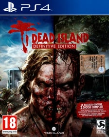 PS4 - Dead Island Definitive EditCollection Box 785300121970 Photo no. 1