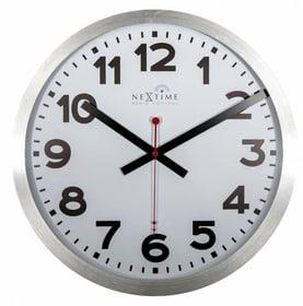Horloge murale RCC blanc diam Horologe murale NexTime 785300140002 Photo no. 1
