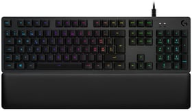G513 Carbon RGB Mechanical Gaming Keyboard Romer-G Tactile Switch CH-Layout Gaming-Clavier Logitech 785300138343 Photo no. 1