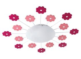 DALIA Wand-/Deckenleuchte rosa 42036510003816 Bild Nr. 1