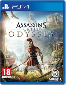 PS4 - Assassin's Creed Odyssey D Box 785300156997 N. figura 1