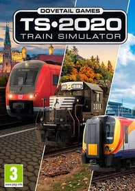 PC - Train Simulator TS 2020 Box 785300150763 Bild Nr. 1