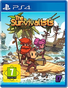 PS4 - The Survivalists D Box 785300154461 N. figura 1