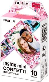 Instax Mini 10 feuilles Confetti Instax Mini FUJIFILM 785300145648 Photo no. 1