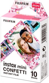 instax Mini 10 feuilles Confetti film instantané FUJIFILM 785300145648 Photo no. 1