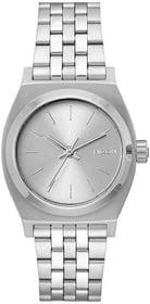 Medium Time Teller All Silver 31 mm Orologio da polso Nixon 785300137051 N. figura 1