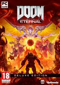 PC - DOOM Eternal Deluxe Edition F Box 785300147334 Bild Nr. 1