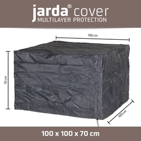Housse de protection quadratique 100x100xH70
