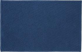 VITA Tapis en tissu éponge 450862721543 Couleur Bleu foncé Dimensions L: 50.0 cm x H: 80.0 cm Photo no. 1