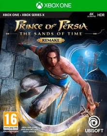 Xbox One -Prince of Persia: the Sands of Time Remake Box 785300155790 Bild Nr. 1