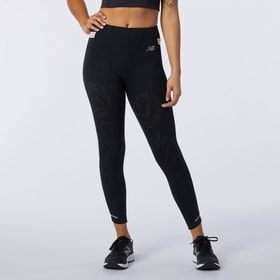 Q Speed Fuel Tight Leggings da donna New Balance 470455700320 Taglie S Colore nero N. figura 1