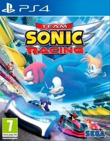 PS4 - Team Sonic Racing Box 785300138607 Lingua Francese Piattaforma Sony PlayStation 4 N. figura 1