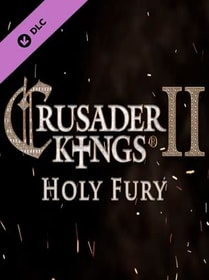 PC/Mac - Crusader Kings II: Holy Fury DLC Download (ESD) 785300140679 Photo no. 1