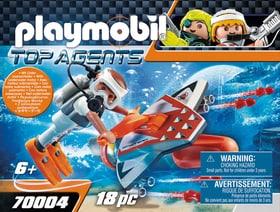 70004 Spy Team Underwater PLAYMOBIL® 748008700000 N. figura 1