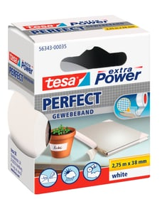 TRA POWER PERFECT BIANCO Tesa 663081200000 N. figura 1