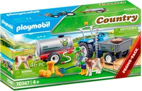 70367 Agriculteur PLAYMOBIL® 748032400000 Photo no. 1