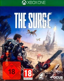 Xbox One - The Surge Box 785300122054 Photo no. 1