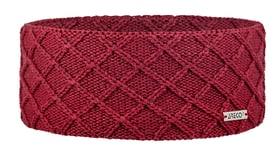 Areco Stirnband Stirnband Areco 460546899988 Grösse One Size Farbe bordeaux Bild-Nr. 1