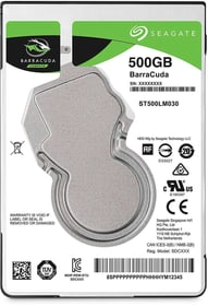 "BarraCuda SATA 2.5"" 500 GB HDD Intern Seagate 785300145850 Bild Nr. 1"