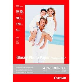 GP-501 Carta fotografica 10x15cm lucida Carta fotografica Canon 797504000000 N. figura 1