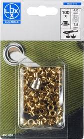 Œillets Classic Pinces à œillets Lux 601081700000 Photo no. 1