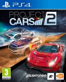 PS4 - Project CARS 2 Box 785300122243 Photo no. 1