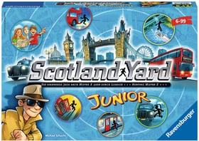Scotland Yard Junior Ravensburger 748988400000 Photo no. 1