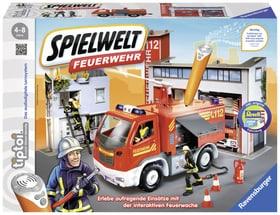 Tiptoi Spielwelt Feuerwehr (D) Ravensburger 74523459000016 Bild Nr. 1