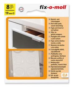 Rutsch- und Lärmstopper 1.9 mm / Ø 19 mm 8 x Fix-O-Moll 607082600000 Bild Nr. 1