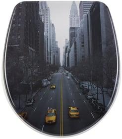 Siège de WC Nice Slow-Motion New York
