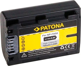 Sony NP-FH50 Akku Patona 785300144513 Bild Nr. 1