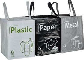 GARBAGE Sac de recyclage 442554800000 Photo no. 1